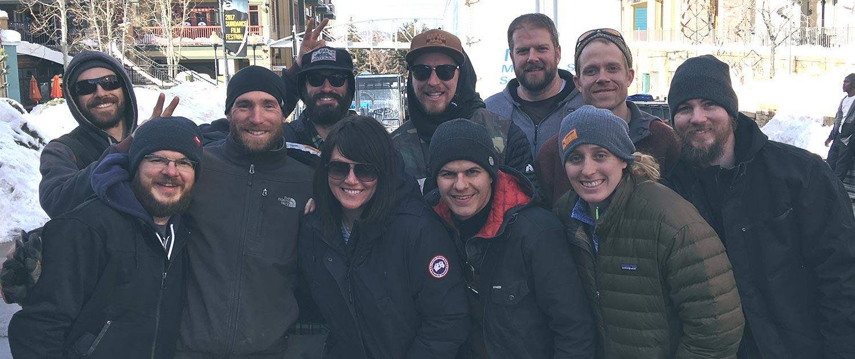 Groundwork Events Team at Sundance Film Festival