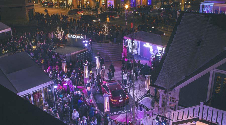 Sundance Film Festival | Acura Event Activation