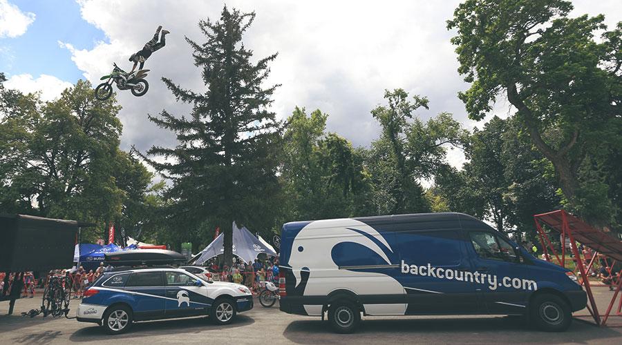 Backcountry.com Tour of Utah | Event Management